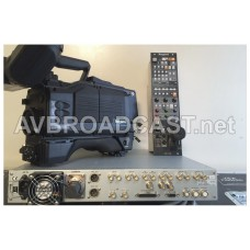 Ikegami HDK-55 Camera Chain