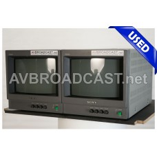 2x Sony PVM-9040 Monitor