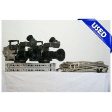 2x JVC KY-25 Camera Set