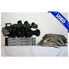 3x JVC KY-25 Camera Set